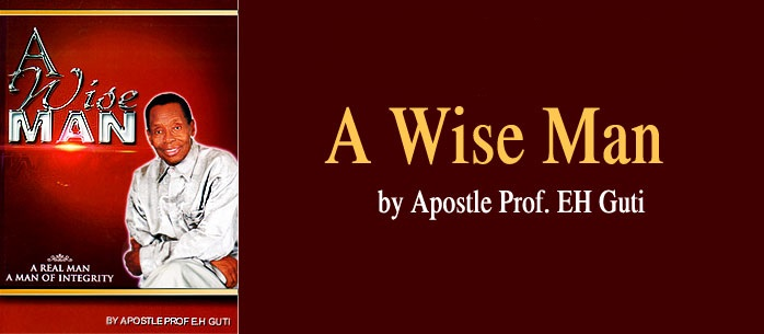 A Wise Man - The long awaited book has finally come